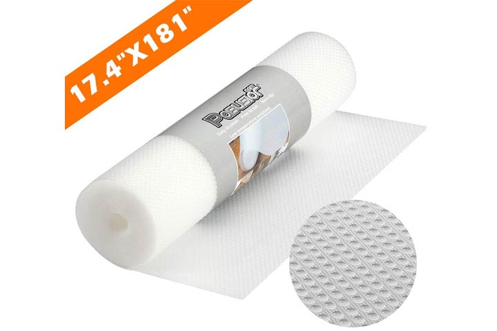 Non-Adhesive Shelf Liners by Pabusior