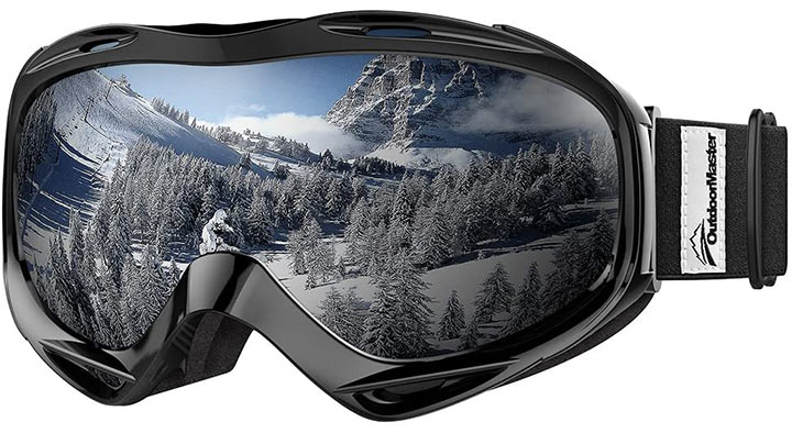 Outdoor Master OTG Ski Goggles