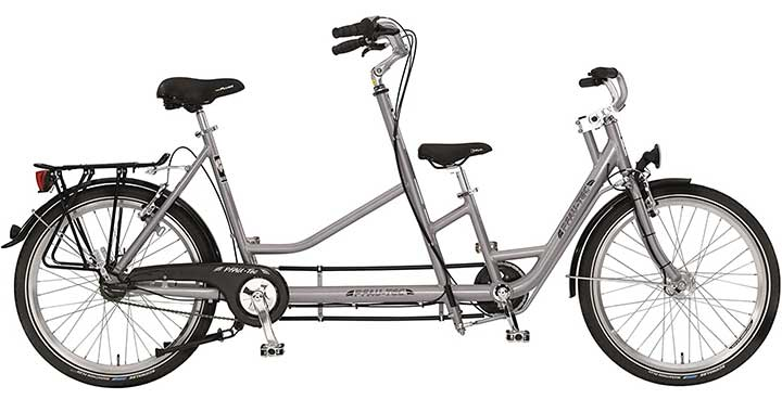 PFIFF Tandem Bicycle
