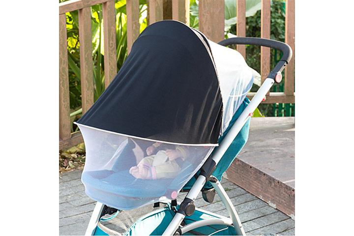 Per 2-in-1 Baby Stroller Sunshade