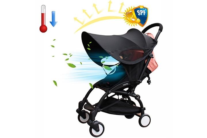 Per Baby Stroller Sunshade