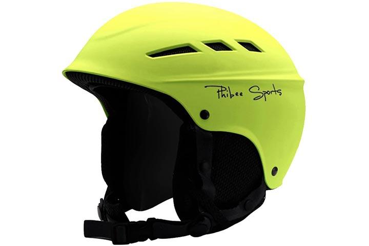Phibee Unisex Ski Helmet