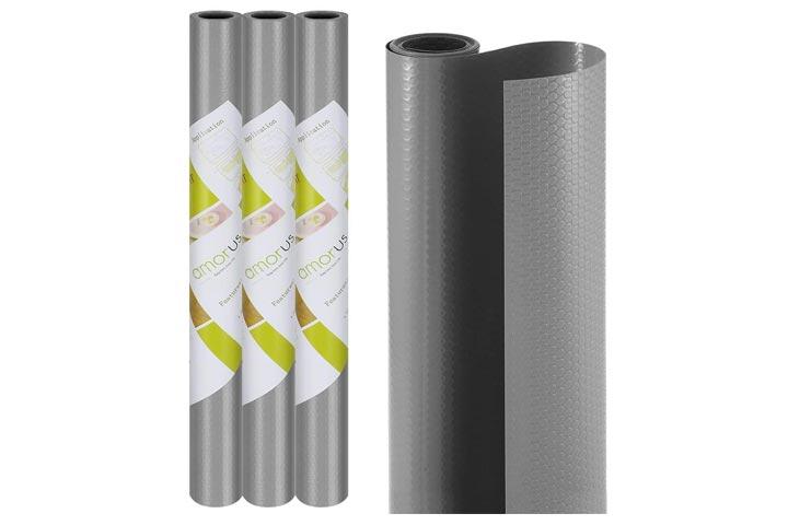 Plastic Shelf Liners by Amorus