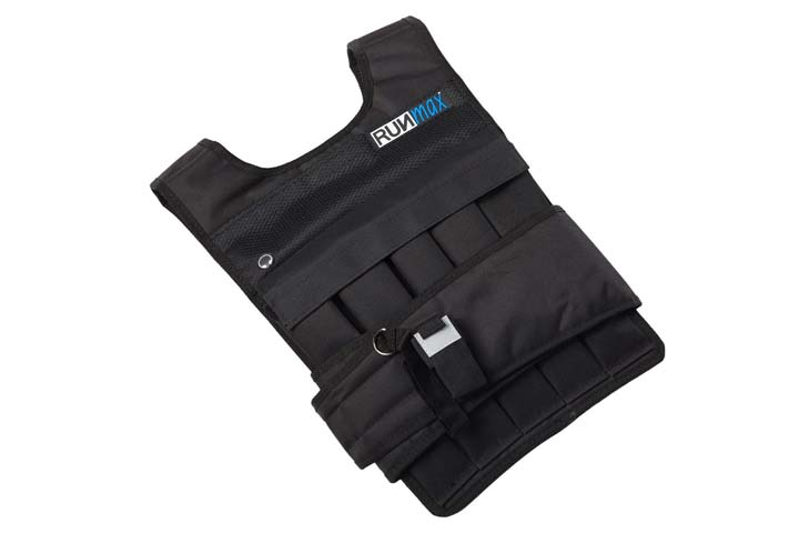 Pro Weighted Vest by RUNmax