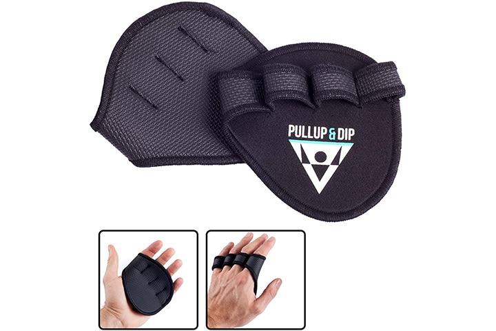 Pullup & Dip Neoprene Grip Pads
