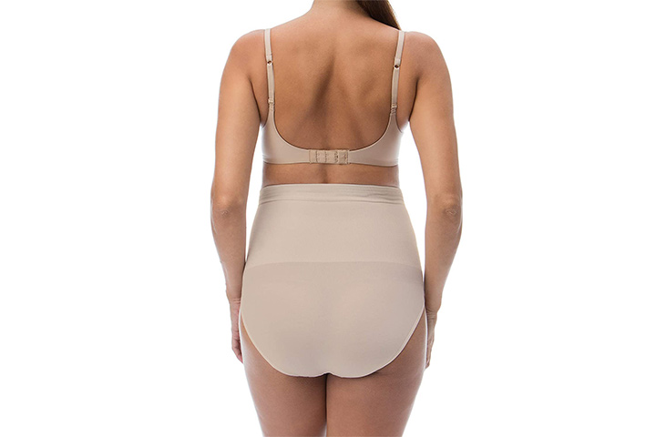 Relax Maternity 5200 Cotton High Waste Body Shaper