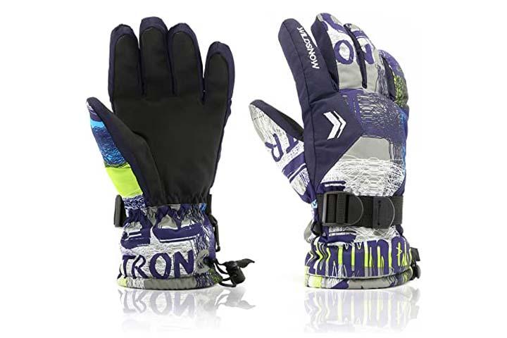 RunRRIn Winter Ski Gloves