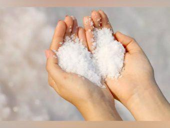 नमक से घर में प्रेगनेंसी टेस्ट कैसे करें?  | Salt (Namak) Pregnancy Test In Hindi