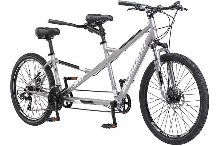 Schwinn Twinn Adult Tandem Bicycle