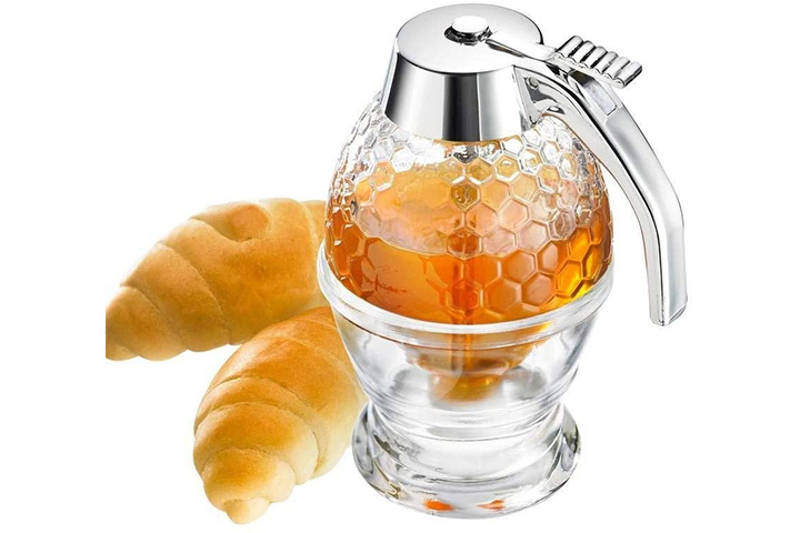 Sencoo Honey Syrup Dispenser