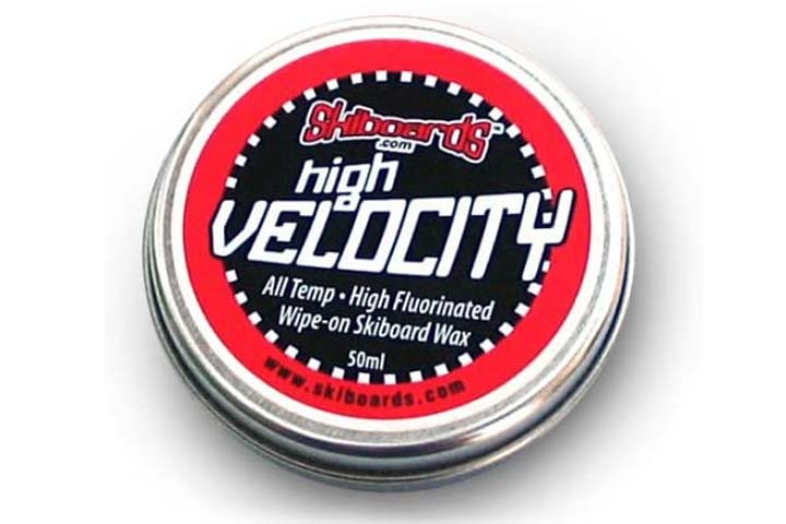 Skiboard.com High-Velocity Wipe-On Wax