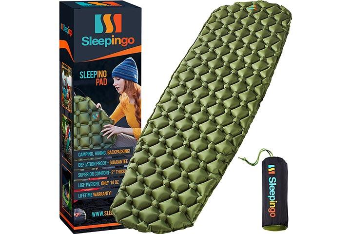 Sleepingo Camping Sleeping Pad – Mat