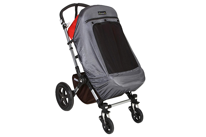 SnoozeShade Sunshade For Strollers