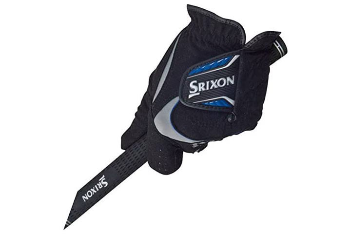 Srixon Golf Black Rain Gloves