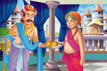 तेनालीराम की कहानी: मनपसंद मिठाई