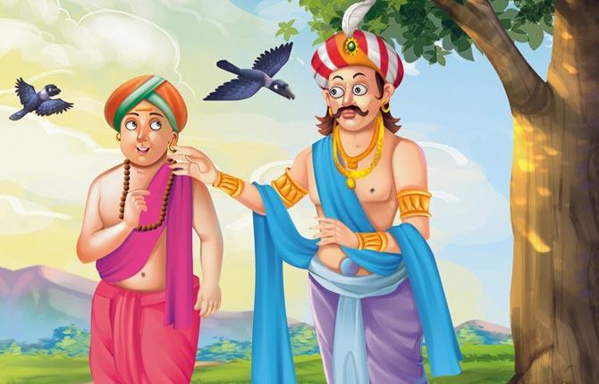 Story of Tenaliram and Neelketu-1