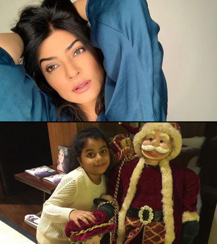 Sushmita Sen's Adorable Birthday Wish For Alisah Is Full Of Love
