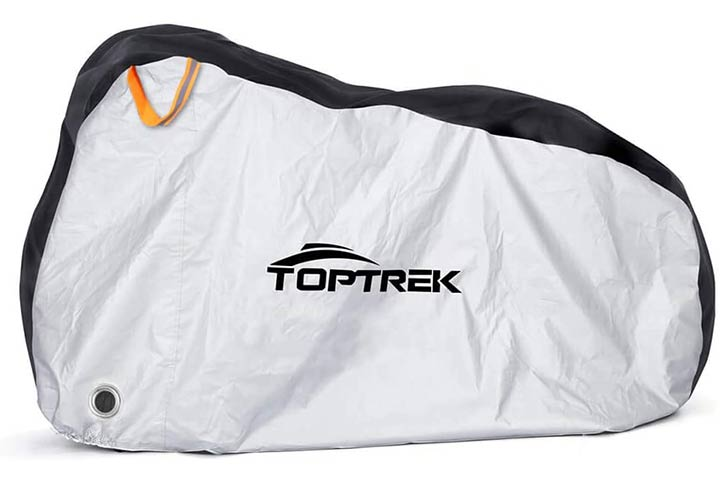 Toptrek Bike Cover Waterproof Outdoor Storage Bicycle Cover