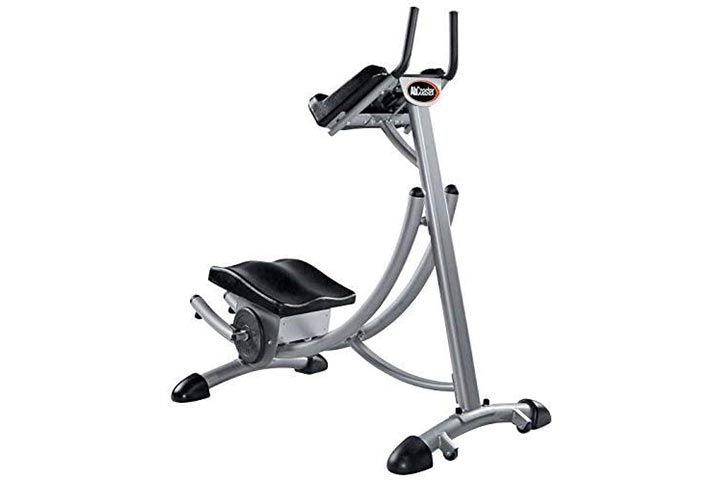 Tristar Products Inc. AbCoaster MAX Ab Machine Exercise Equipment