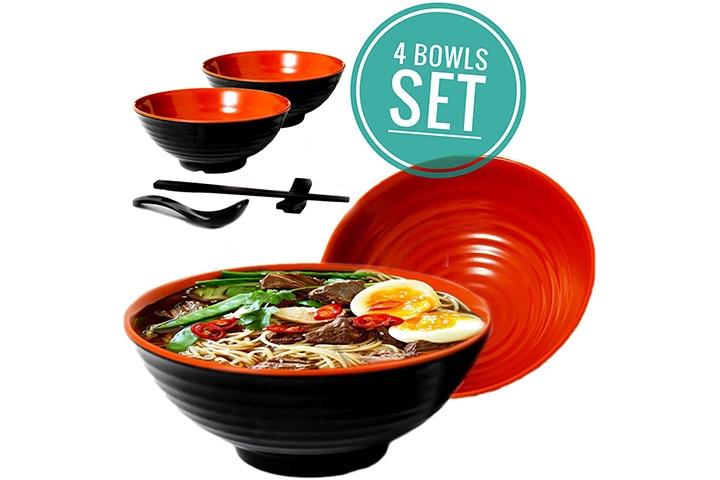 Vallenwood 4 Noodle Bowl