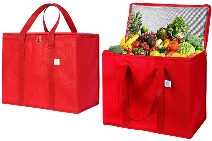 Veno Bag Pack Insulated Reusable Grocery Bag