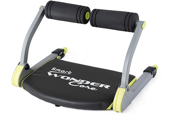 WONDER CORE Smart Cardio+ Body Muscle Toning - Fitness Equipment