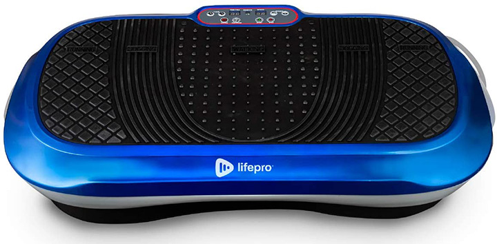 Waver Vibration Plate Exercise Machine by LifePro