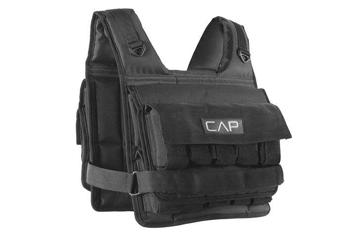Weighted Vest by CAP Barbell
