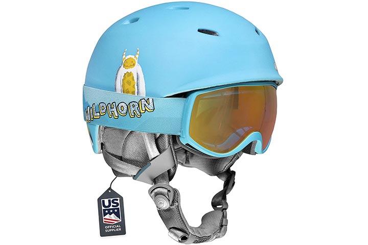 Wildhorn Spire Snow & Ski Helmet