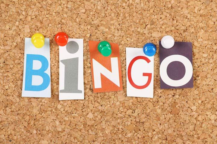 Word bingo