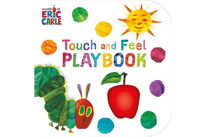 World of Eric Carle - Touch and Feel Playbook