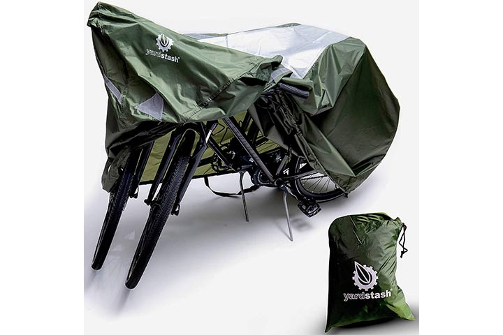 YardStash Waterproof Bike Cover Outdoor Bicycle Cover