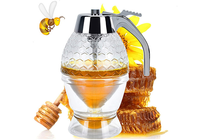 YoleShy Honey Dispenser