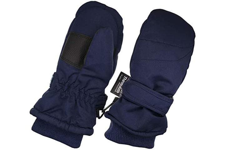 Zelda Matilda Thinsulate Winter Waterproof Gloves