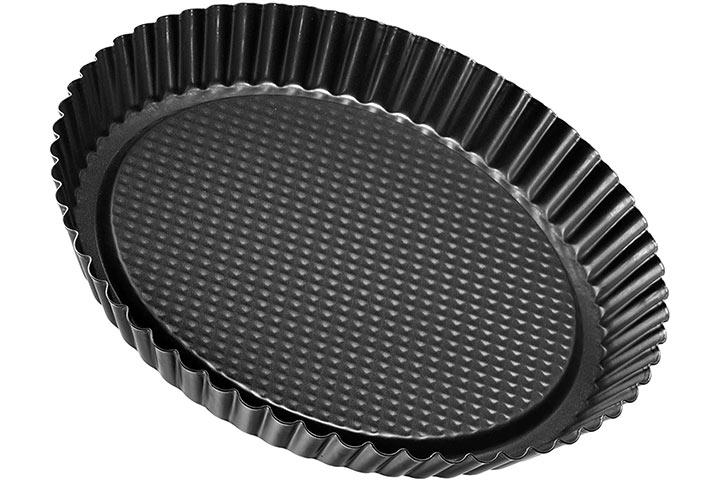 Zenker Non-Stick Carbon Steel FlanTart Pan