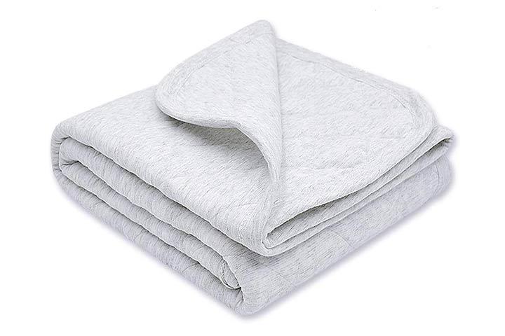Zenssia Organic Cotton Blanket