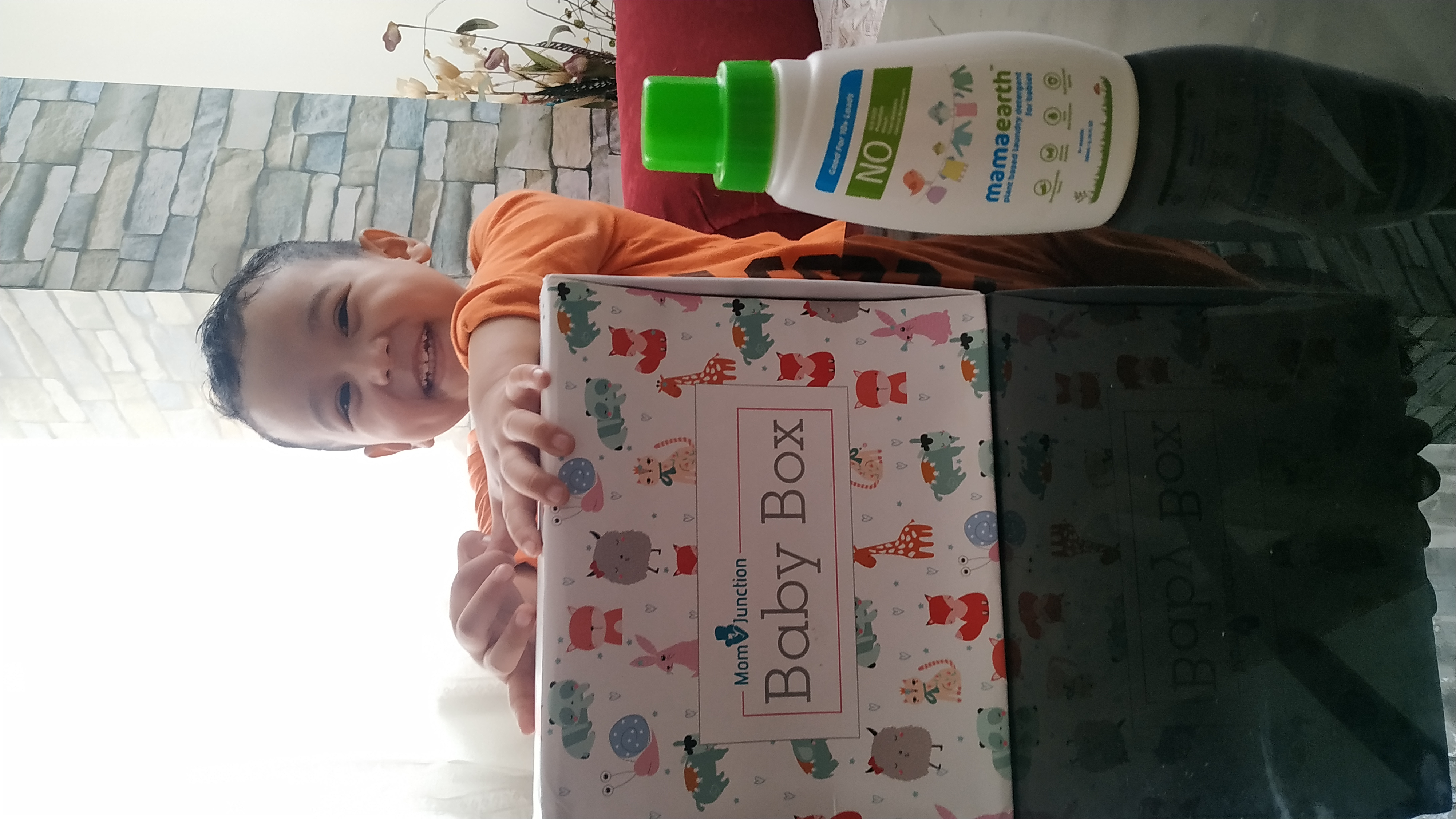 Mamaearth Plant Based Laundry Liquid Detergent For Babies-Does what it claims!-By mommiewonders30