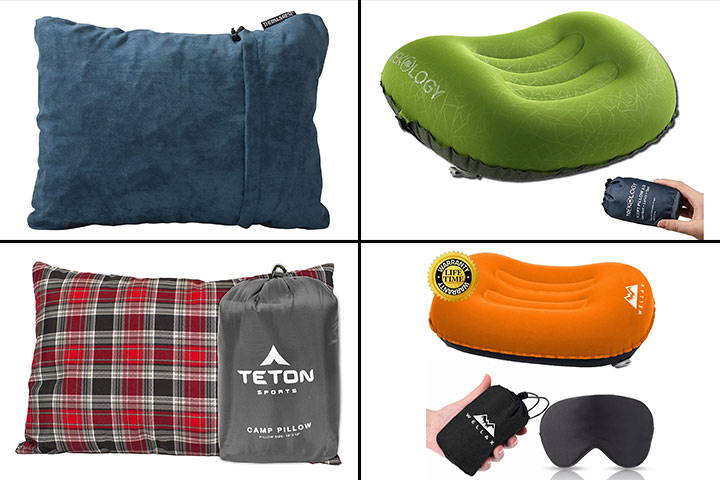 11 Best Camping Pillows Of 2020