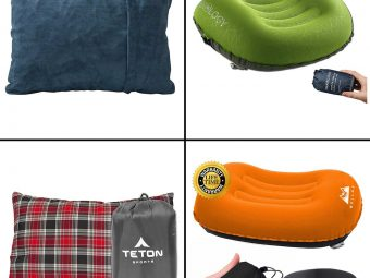 11 Best Camping Pillows Of 2021