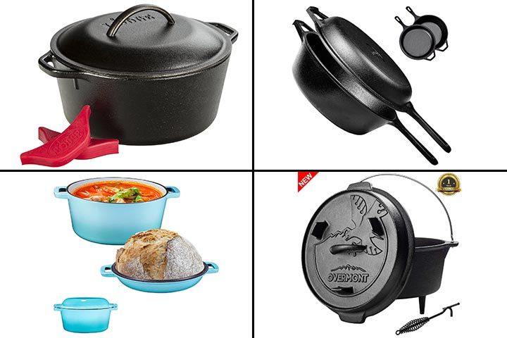 11 Best Dutch Ovens For Camping In 2020
