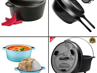 11 Best Dutch Ovens For Camping In 2021