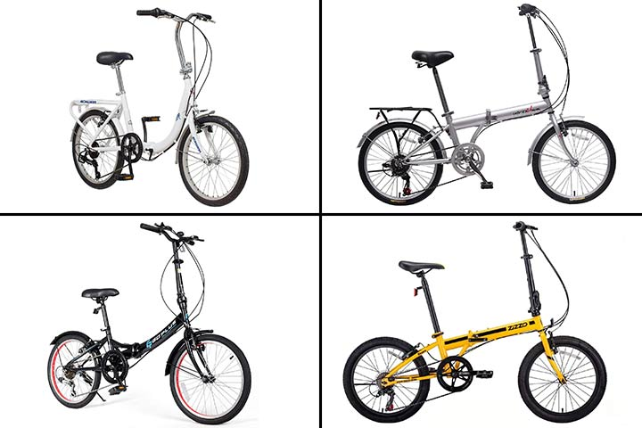 11 Best Folding Bikes To Buy In 2020
