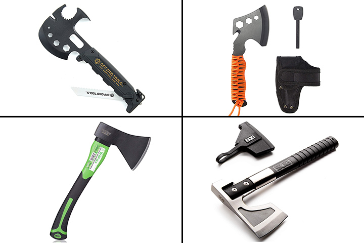 11 Best Hatchets For Camping In 2020