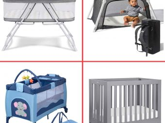 11 Best Portable Cribs To Buy In 2021