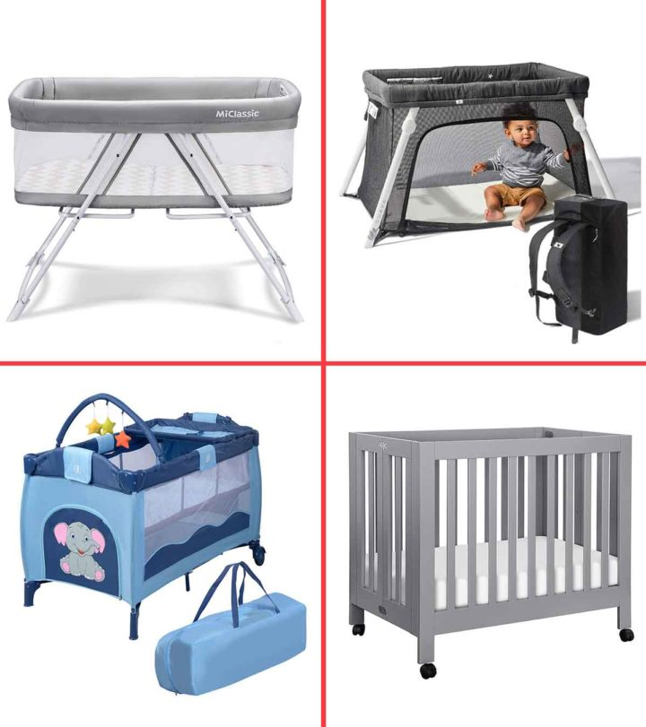 Best Portable Cribs To Buy In 2020