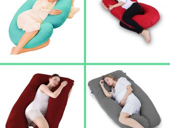 11 Best Pregnancy Pillows In India