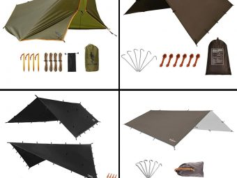 11 Best Tarps For Camping In 2021