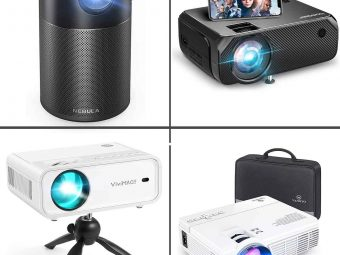 11 Best Mini Portable Projectors In 2021