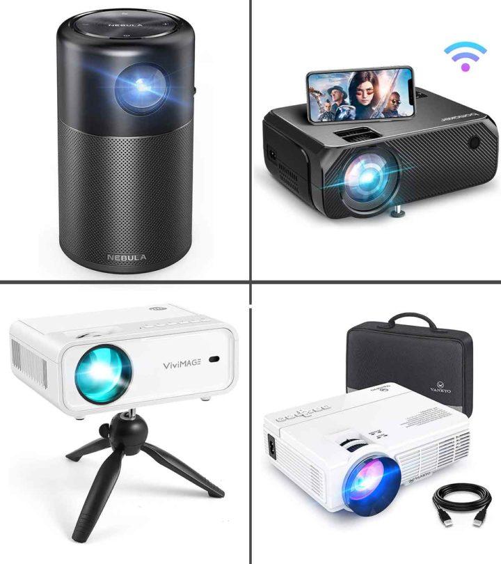 Best Mini Portable Projectors In 2020