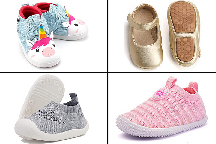 13 Best Baby Walking Shoes To Buy In 20201